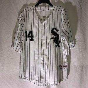 Majestic Chicago White Sox Jersey 14 Konerko sz 54